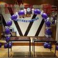 Quicklink balloon arch