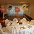 Wedding Gumball Balloons at Kincaid House