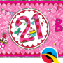 25034# RE Girl 21 BD Banner