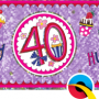 25055# RE Girl 40 BD Banner