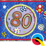 25195# RE Generic 80th BD WOW Banner