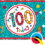 25207# RE Generic 100th BD WOW Banner