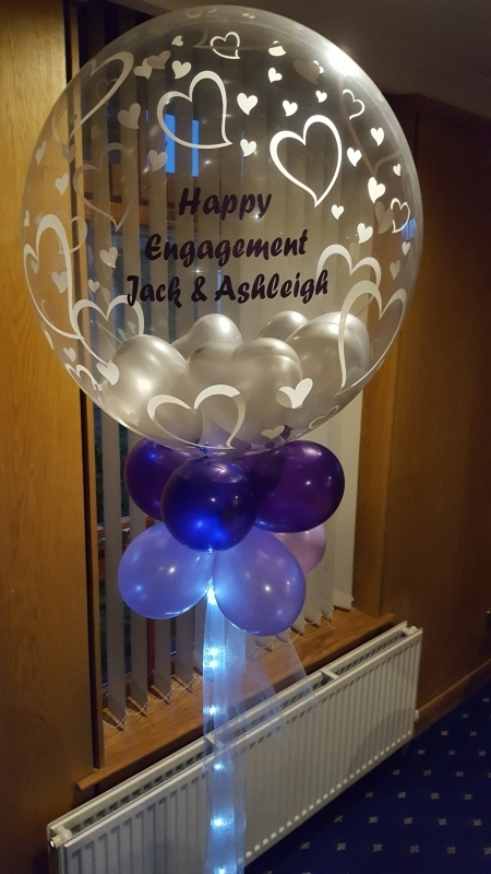 Engagement Balloons Party Balloons And Supplies In