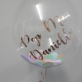 Bridesmaid balloon