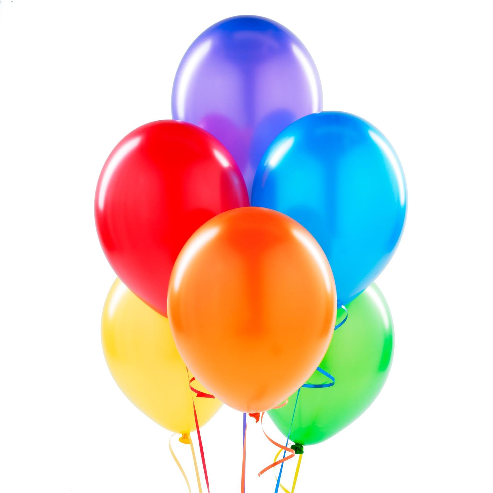 Party Balloons And Supplies In