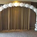 Quicklink arch at Garfield House Hotel