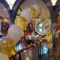 Medium indoor arch in Oran Mor Glasgow