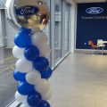 Column for Ford Commercial Glasgow