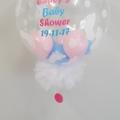 Baby bubble balloon