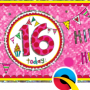 25030# RE Girl 16 BD Banner