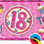25032# RE Girl 18 BD Banner