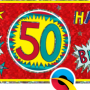 25099# RE Generic 50th BD B WOW Banner