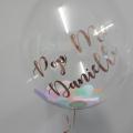 Bridesmaid balloon