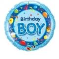 Birthday Boy Party