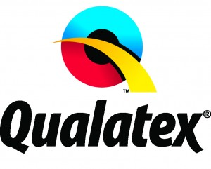 Qualatex Q logo Stacked