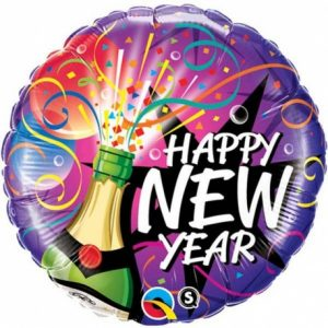 New Year standard foils