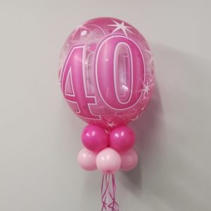 PrePrinted Bubble Balloons