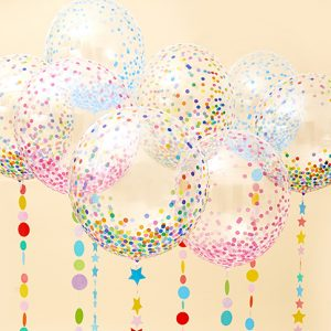 PrePrinted Bubble Balloons