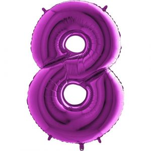 Purple Numbers Large